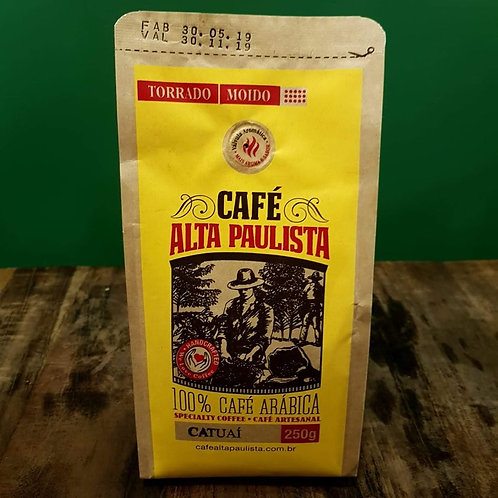 Café Catuaí, Arábica Alta Paulista (moído)