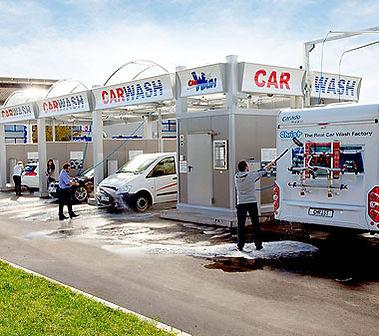 Автомойка самообслуживания в Казахстане