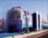 Мойка для поездов и вагонов в Казахстане