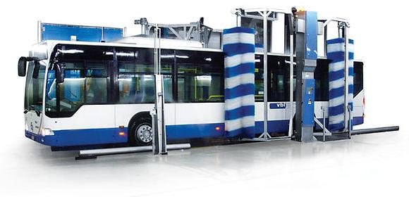 автобусная мойка цена