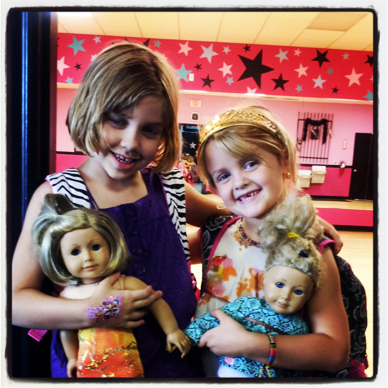 Summer American Girl Camp- 2013