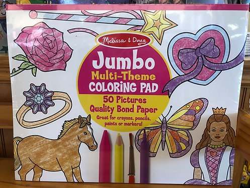 Melissa & Doug coloring pad