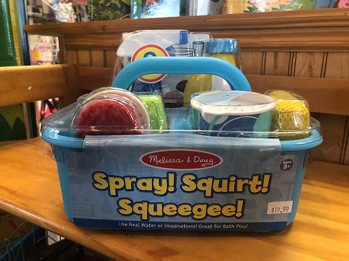Melissa and Doug Spray! Squirt! Squeegee!