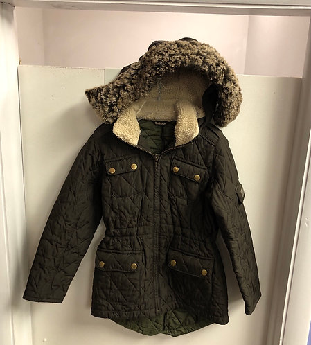 Barbour girls size 6/7