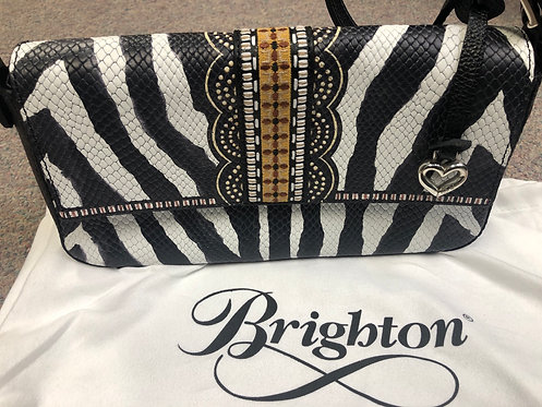 Brighton Africa Stories Tarina Baguette Bag!
