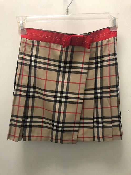 Burberry girls size 12 Nova-check Tartan skirt!