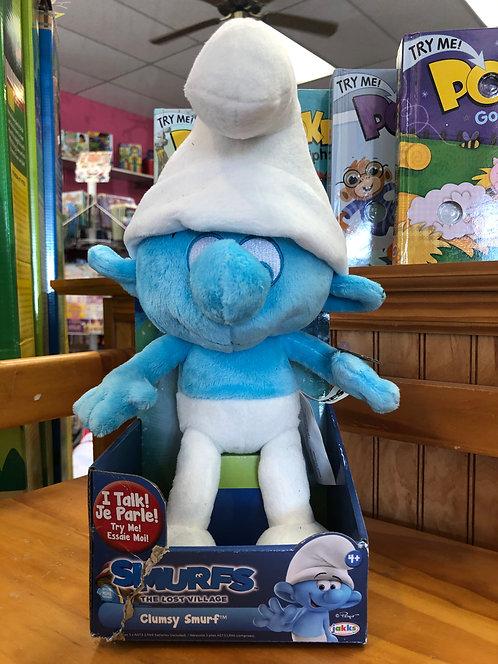jakks pacific Smurfs!