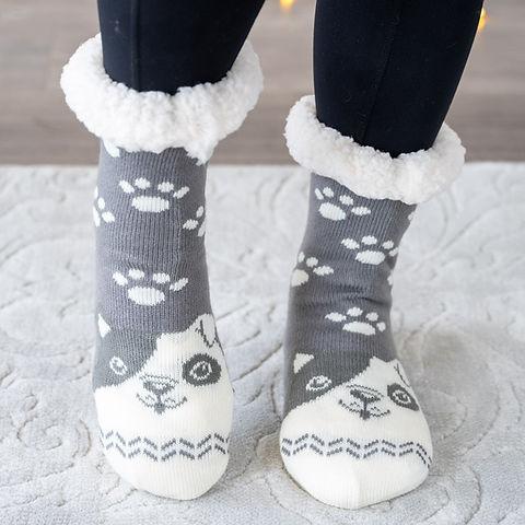 Dog Slipper Socks