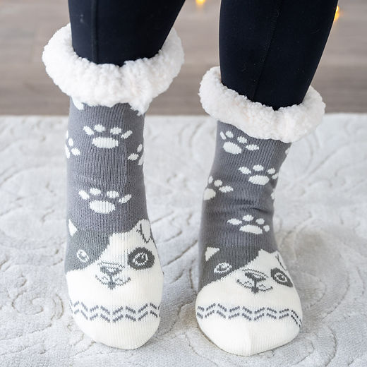 Dog Slipper Socks