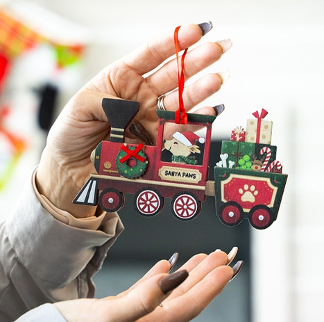 A Christmas Miracle Rescue Ornament Collection