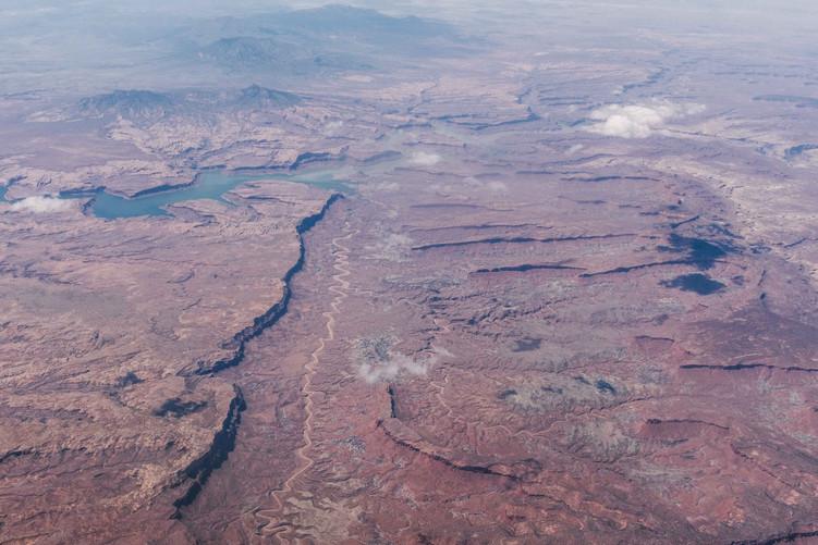 Somewhere Above Utah, 2018.