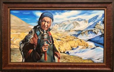 Unknown Tibetan artist
