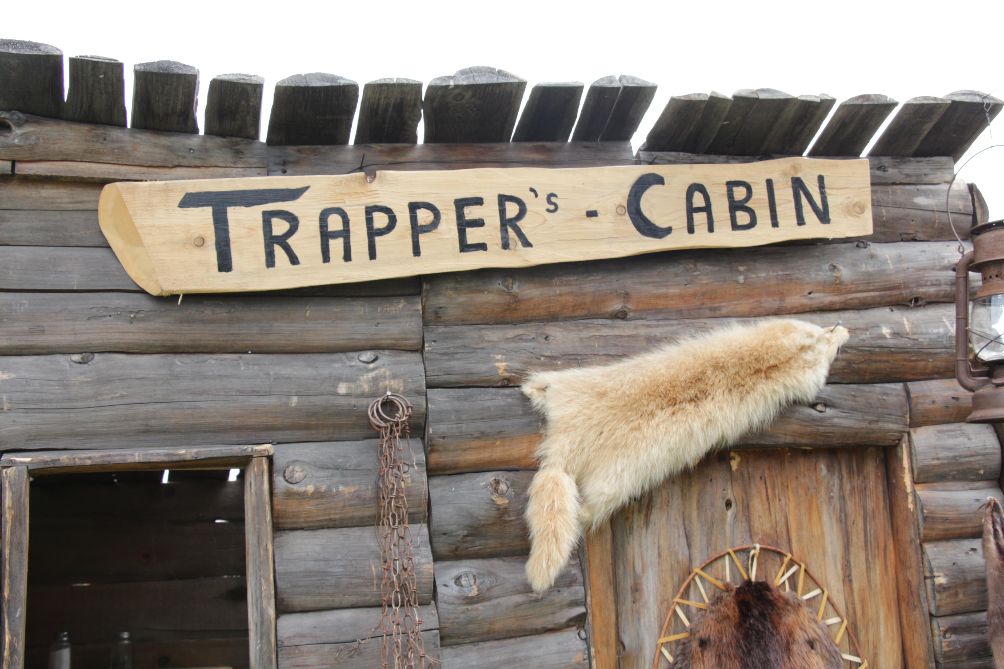 Exposition de trappeur
