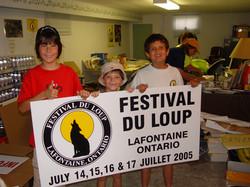Festival du loup 2005