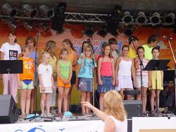 Chorale de l'école Sainte-Croix
