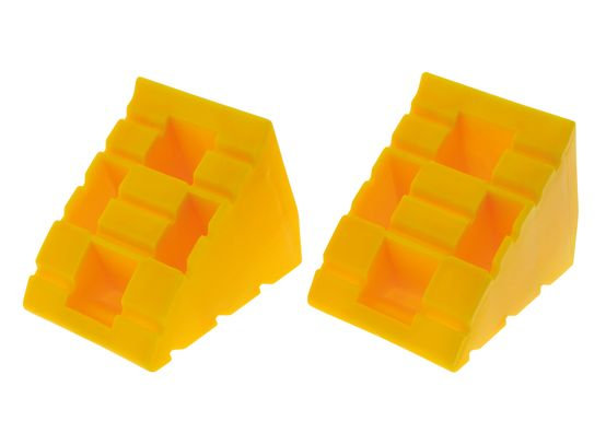 LEVELING RAMP CHOCKS (2 PACK)