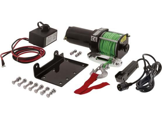 ELECTRIC ATV WINCH 3000LBS