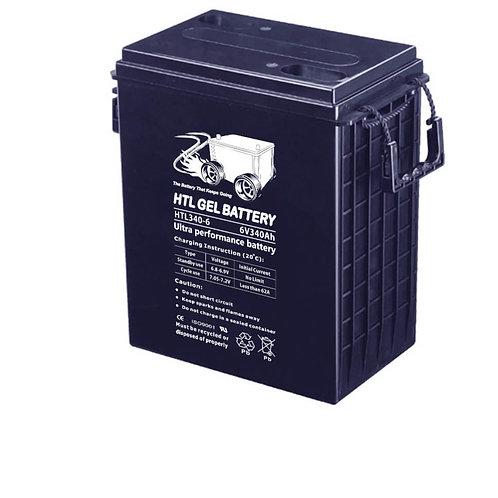 HTL340-6 ULTRA PERFORMANCE GEL BATTERY