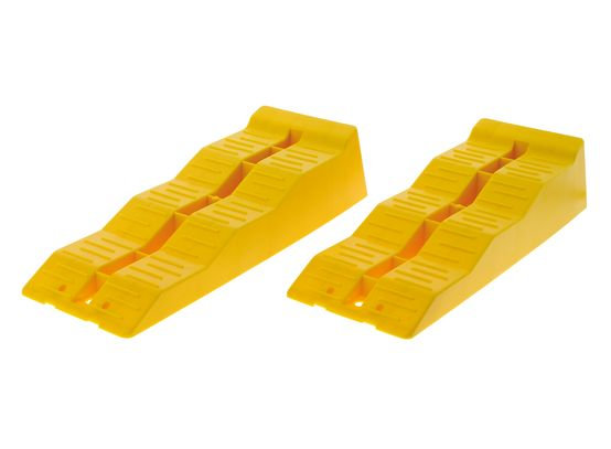 PLASTIC LEVELING RAMPS (2 PACK)