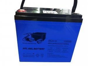 HTL55-12 ULTRA PERFORMANCE GEL BATTERY
