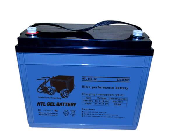HTL155-12 ULTRA PERFORMANCE GEL BATTERY