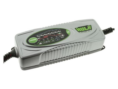 7 STAGE FULLY AUTOMATIC SWITCHMODE BATTERY CHARGER - 3.8 AMP 12V