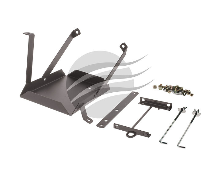 DUAL BATTERY TRAY TOYOTA 100 SER L/CRUISER 1HDFTE 1998-2007