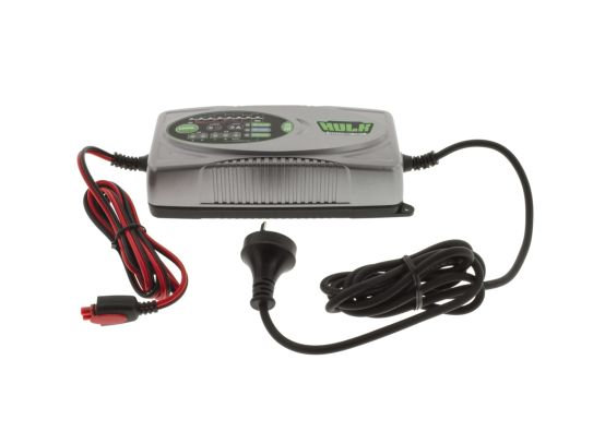 8 STAGE FULLY AUTOMATIC SWITCHMODE BATTERY CHARGER - 7.5 AMP 12/24V