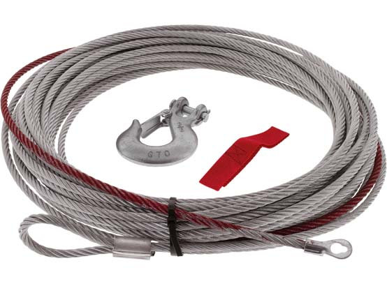STEEL WINCH CABLE KIT