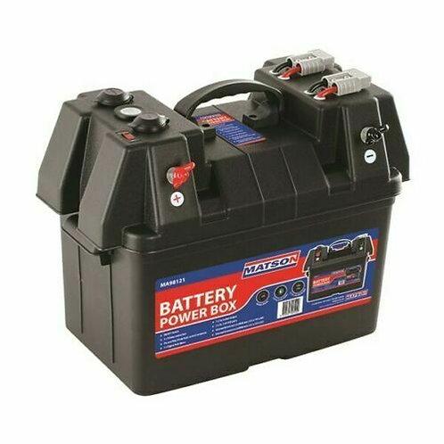 MATSON BATTERY POWER BOX
