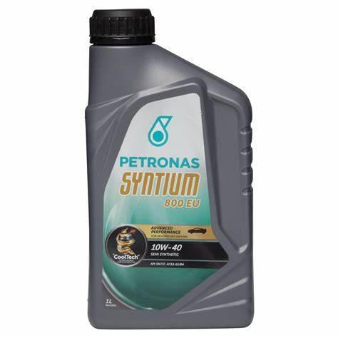 1 LITRE 10W-40 PETRONAS SYNTIUM 800