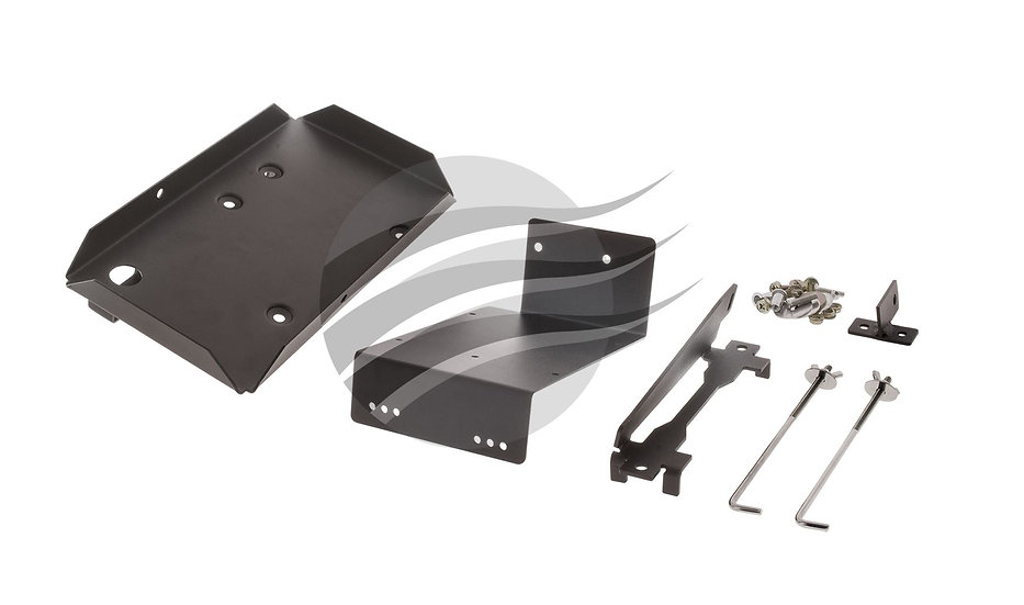 DUAL BATTERY TRAY TOYOTA HILUX /FORTUNER 126 SER 2.8 TD 2015>