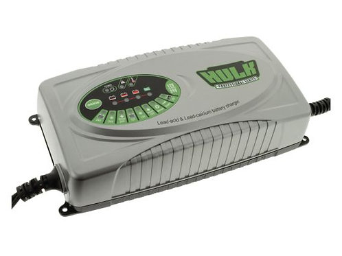 9 STAGE FULLY AUTOMATIC SWITCHMODE BATTERY CHARGER - 15 AMP 12/24V