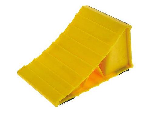 PLASTIC ANTI SLIP WHEEL CHOCK