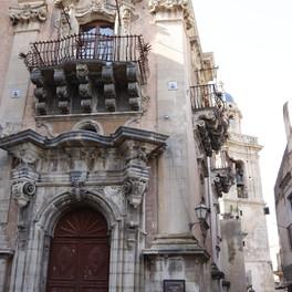El Valle de Noto y el barroco tardío. Patrimonio de la Humanidad.