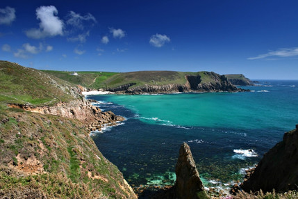 Mill Bay, Cornwall.