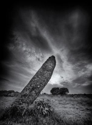 Boskawen Standing stone