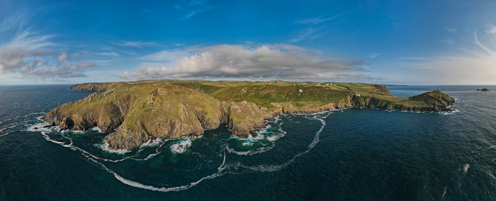 Cape Cornwall panoramic