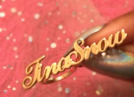 Two Finger Name Ring