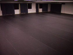 Oficina de Dança em sala multiuso