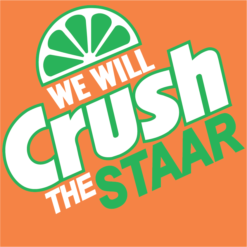 WE WILL CRUSH THE STAAR