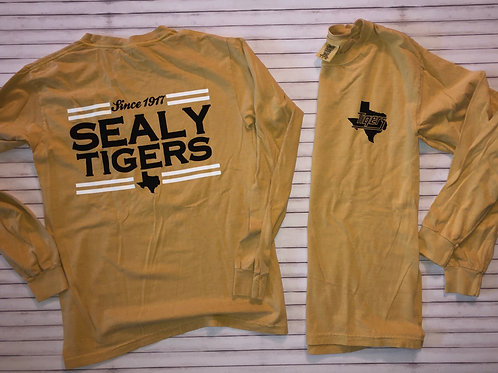 Sealy Tigers Since 1917
