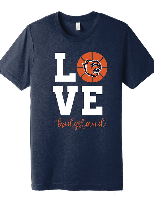 Love Bridgeland Basketball
