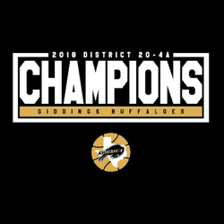 giddings champions on black