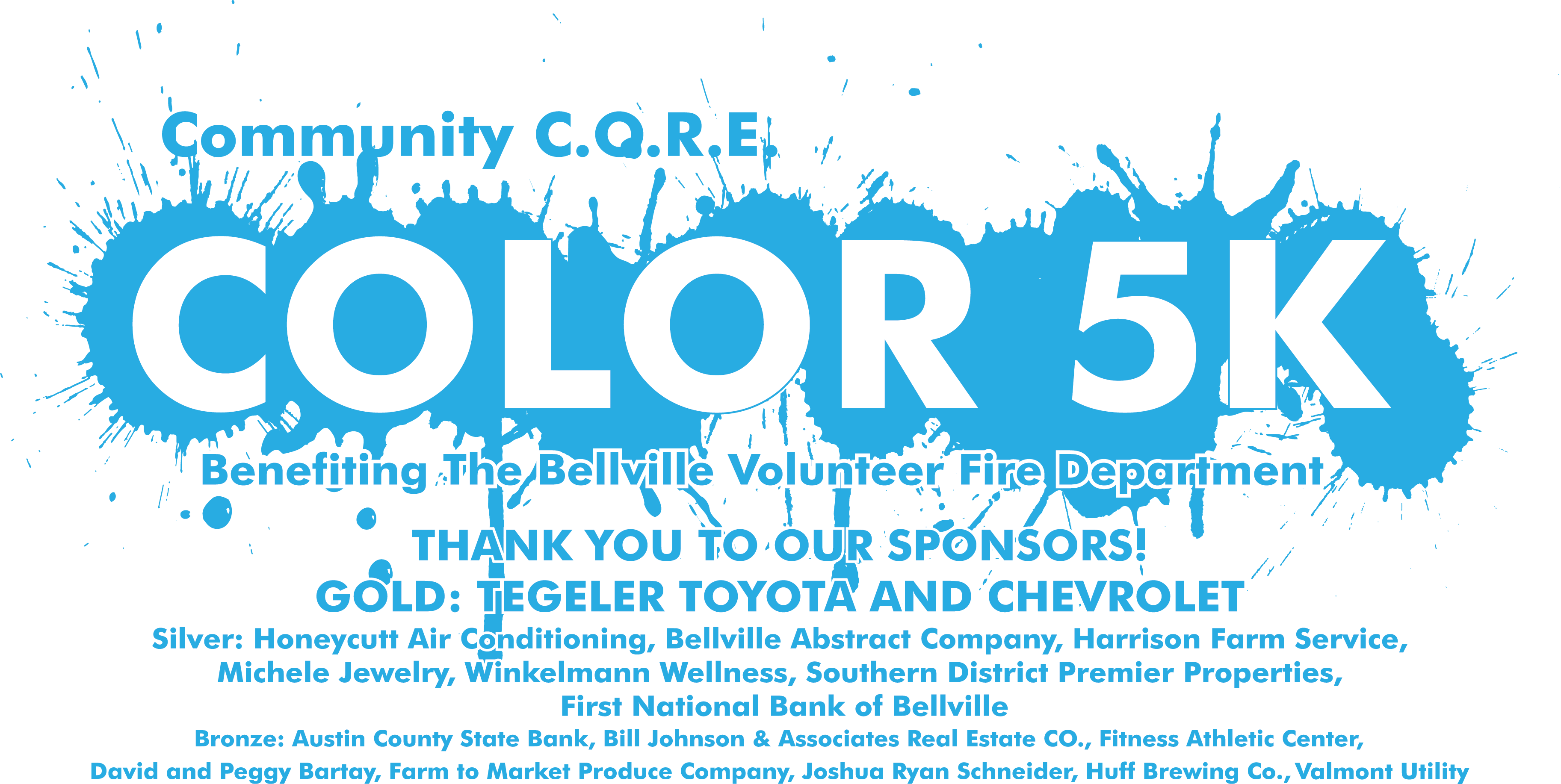 community core 5k 2017