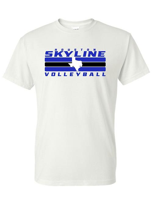 Skyline Volleyball Parent Shirt