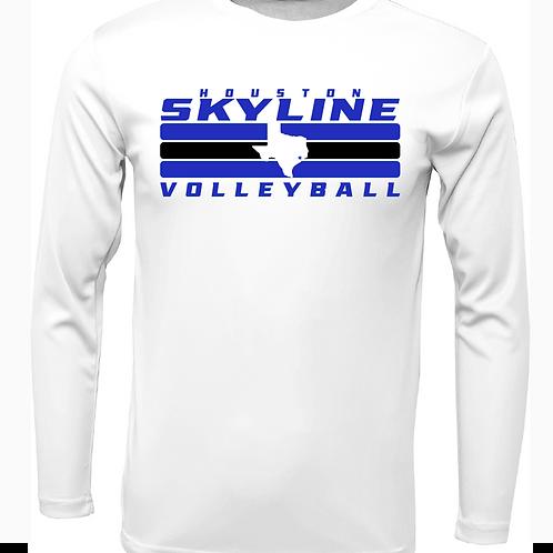 Skyline Player Warm Up