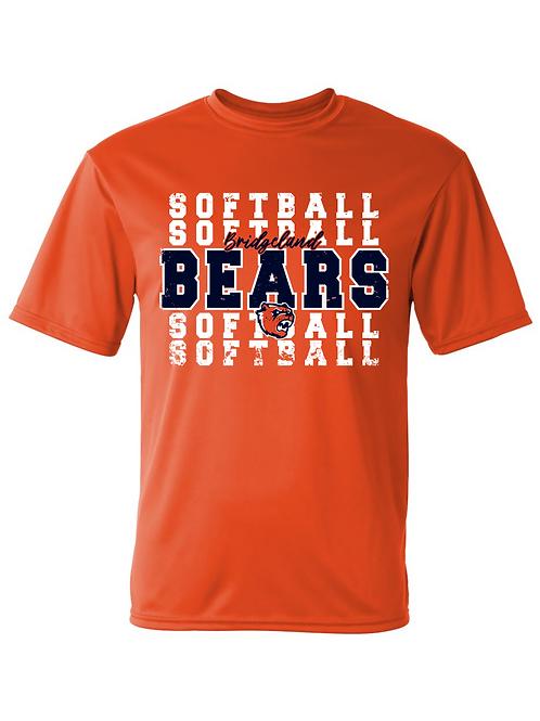 Bridgeland Softball Shirt