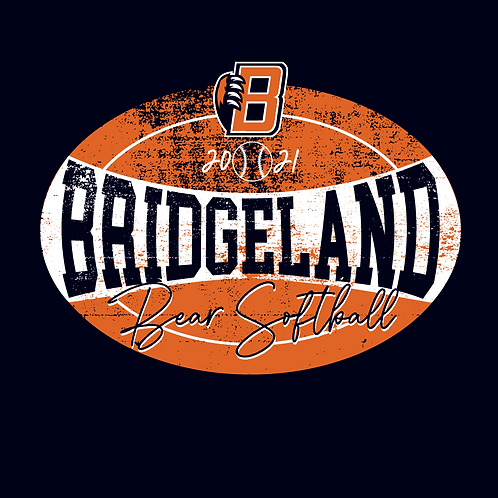Bridgeland  Softball Navy