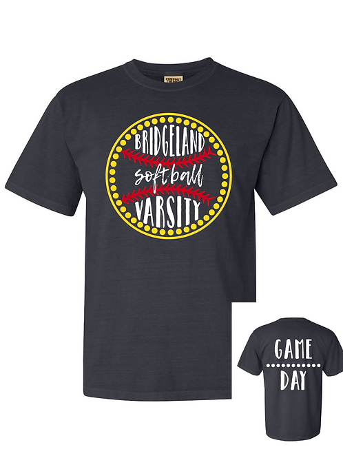 Varsity Softball Game Day Tee
